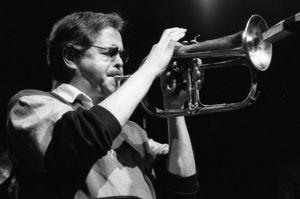Kenny Wheeler (Photo: Braunschweig, 1992)