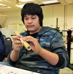 Testing Flute