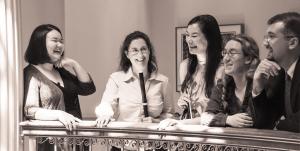 Musical Offering: Julia Cavallero, Sarah Paysnick, Sarah Darling, Shirley Hunt, Matthew Hall