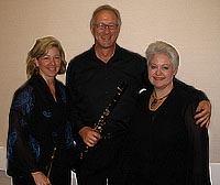 Jill Felber, Paul Bambach, Dianne Frazier Cross