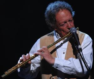 Paul Horn,  Jazz Flutist