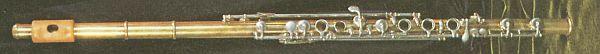 Boehm Flute 1847