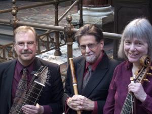 Ensemble Chaconne. Photo Robert Bigio