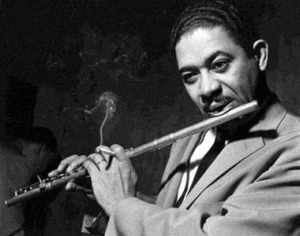 Frank Wess     Photo: Terry Cryer