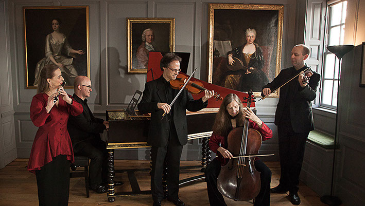 Rachel Brown and The London Handel Players