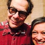 Robert Dick and Nika Rejto