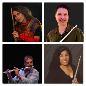 Andrea Brachfeld, Anton Denner, Mark Friedman, Jessica Valiente