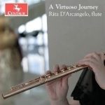 RITA D ARCANGELO - a virtuoso journey - CAPA CD